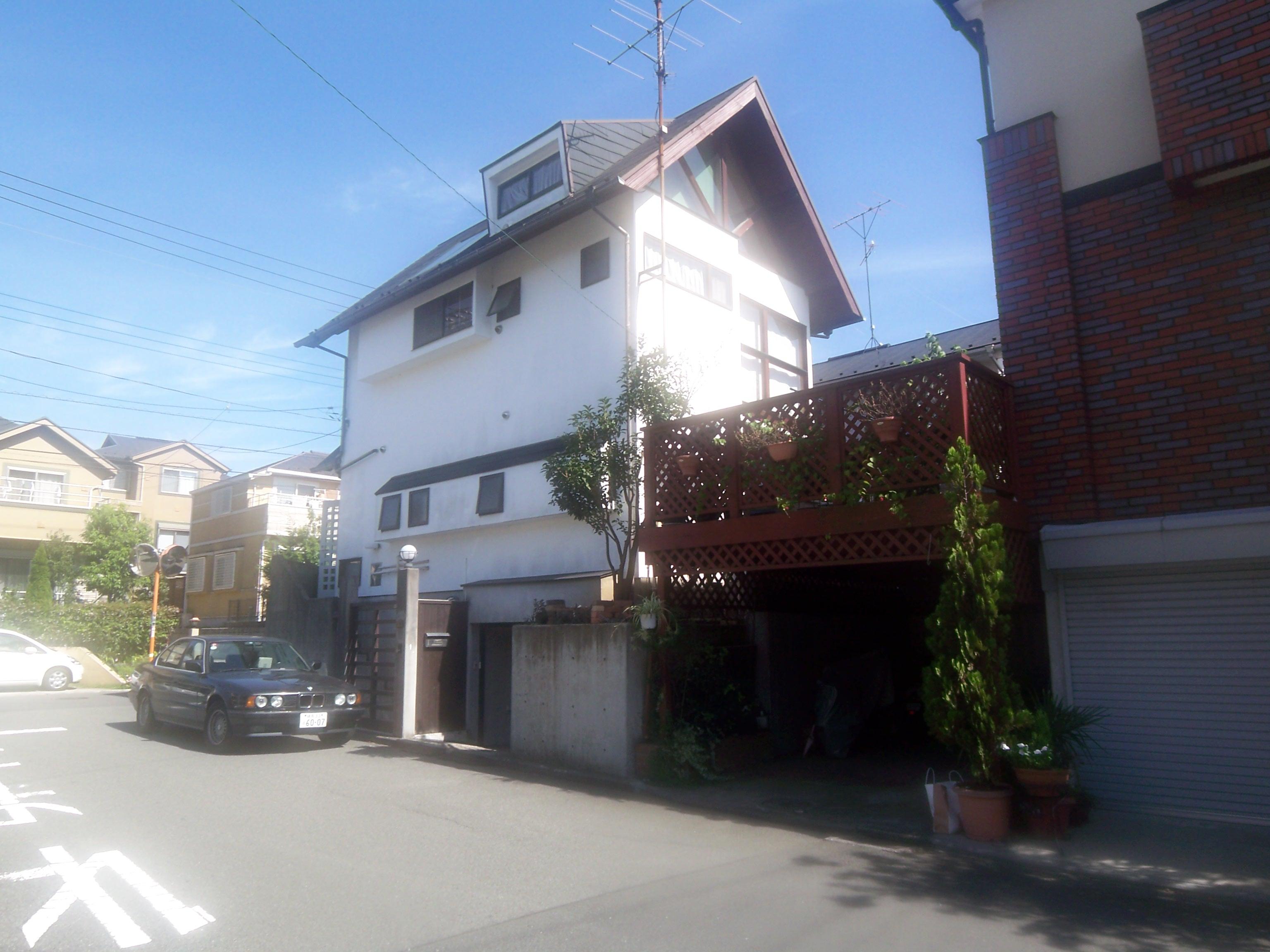設計事務所 東京|あざみ野の家