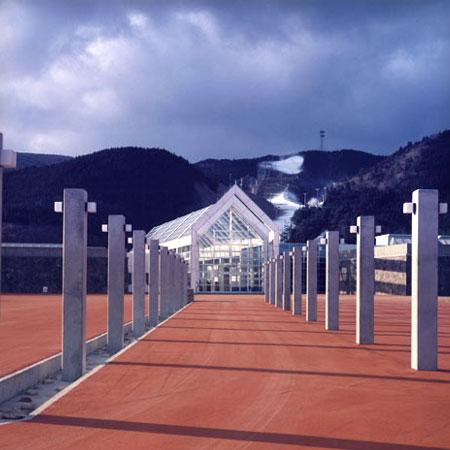 設計事務所 東京|天山スキー場3